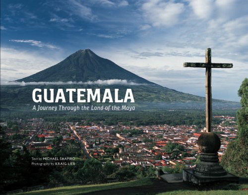 9780615210599: Guatemala: A Journey Through the Land of the Maya
