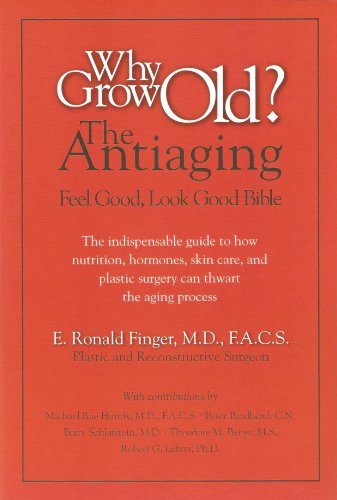 9780615217208: Why Grow Old