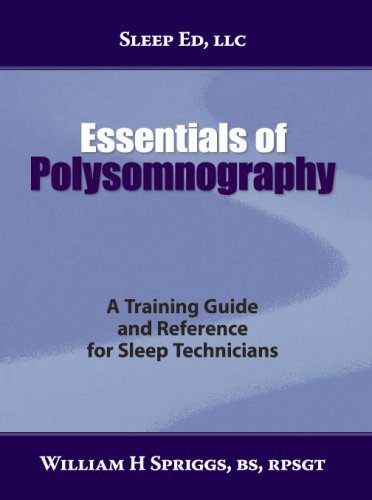 9780615221366: Essentials of Polysomnography: A Training Guide and Reference for Sleep Technicians