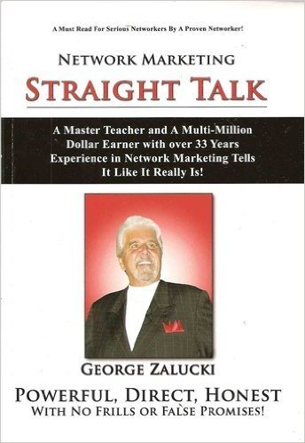 9780615221687: Network Marketing Straight Talk: A Master Teacher and a Multi-million Dollar Earner with Over 33 Years Experience in Network Marketing Tells It Like It Really Is!