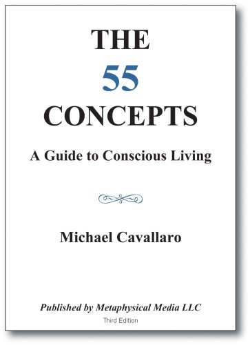 9780615225173: The 55 Concepts: A Guide to Conscious Living
