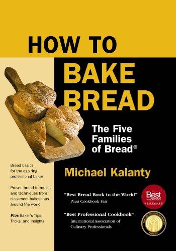 How To Bake Bread: Michael Kalanty