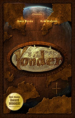 Yonder (Signed): Barda, Amir, and Rob Walcott