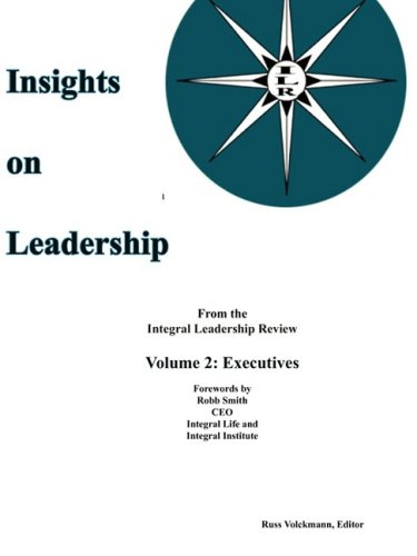 Insights on Leadership, Vol 3: Executives