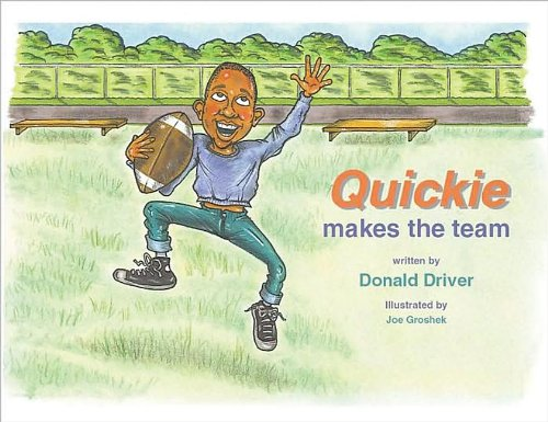 Quickie Makes the Team: Donald Driver
