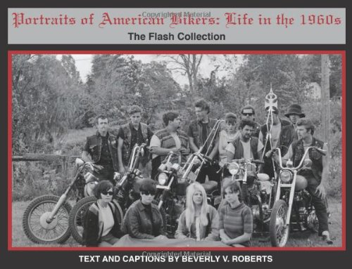 9780615238746: Portraits of American Bikers: Life in the 1960s