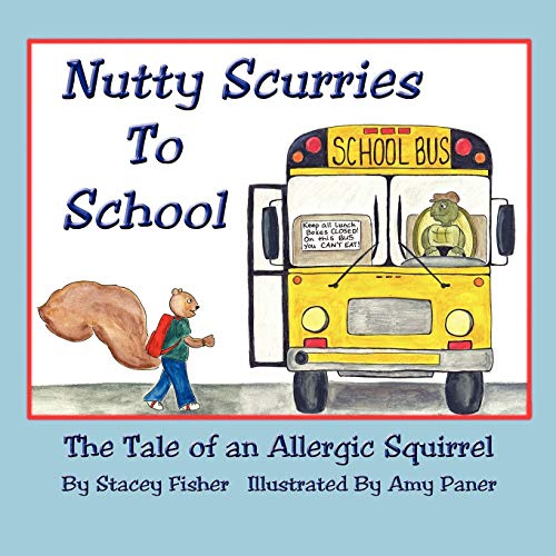 Nutty Scurries to School: Stacey Fisher