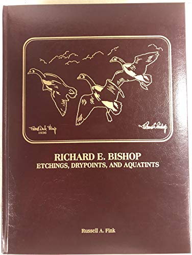 9780615243481: Richard E Bishop: Etchings Drypoints And