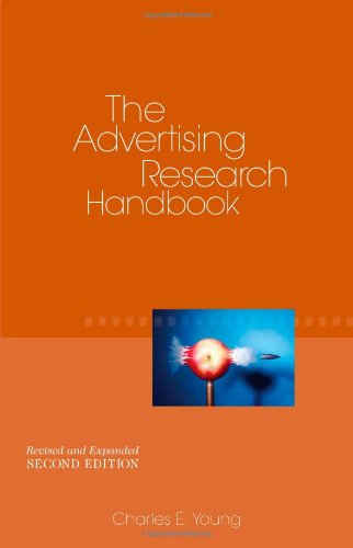 9780615244969: The Advertising Research Handbook, Second Edition