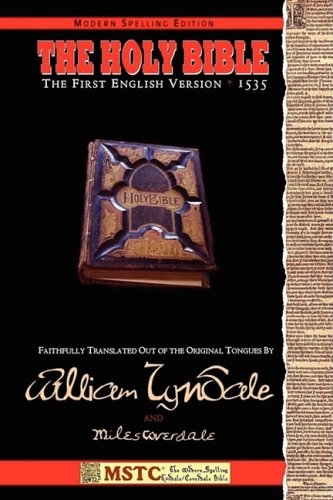 Holy Bible - MSTC: Tyndale, William