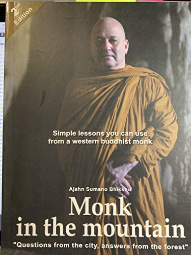 9780615250618: Monk in the Mountain