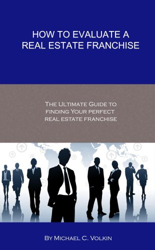 9780615251400: How to Evaluate a Real Estate Franchise
