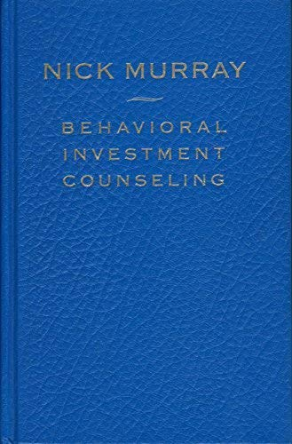 Behavioral Investment Counseling: Murray, Nick
