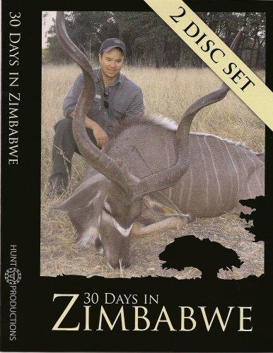 9780615252698: 30 Days in Zimbabwe - African Safari Hunting DVD