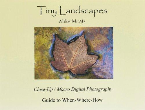 9780615254739: Macro Photography - Tiny Landscapes