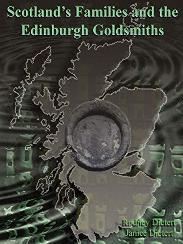 9780615260266: Scotland's Families and the Edinburgh Goldsmiths