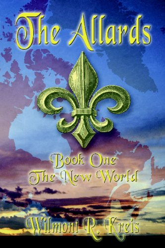 9780615260877: The Allards Book One: The New World