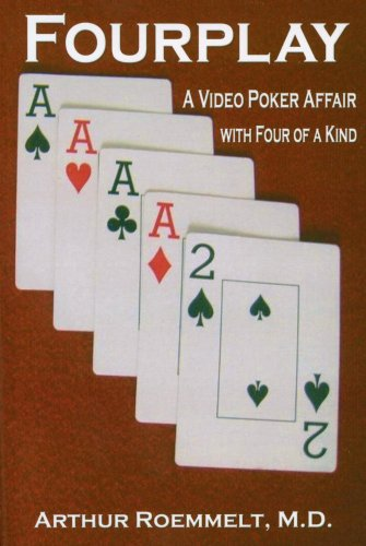 9780615261355: Fourplay: A Video Poker Affair with Four of a Kind