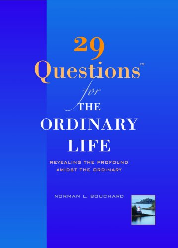 9780615263403: 29 Questions for the Ordinary Life