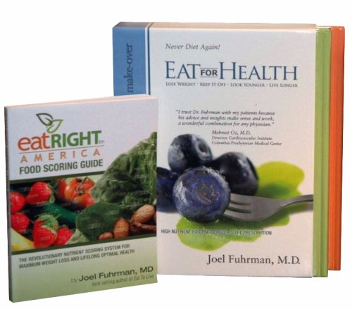9780615263830: Eat for Health [With Scoring Guide]