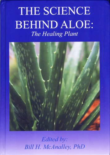 The Science Behind Aloe: The Healing Plant: EMBA Erik Aguayo