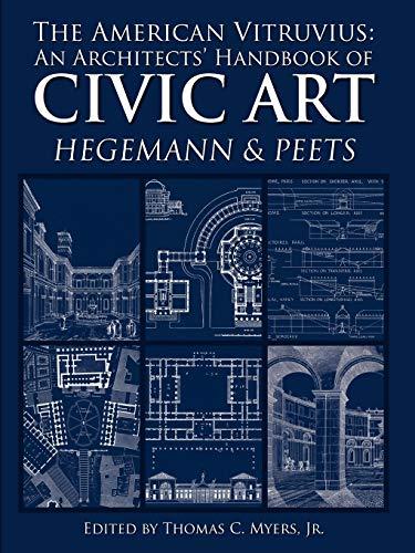 9780615264097: The American Vitruvius: An Architects' Handbook of Civic Art