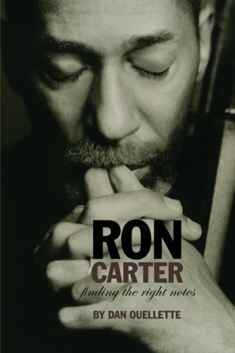 9780615265261: Ron Carter: Finding the Right Notes