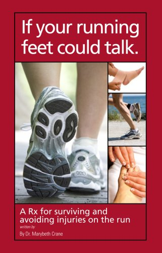 9780615268873: If Your Running Feet Could Talk
