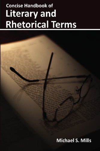 9780615271361: Concise Handbook of Literary and Rhetorical Terms