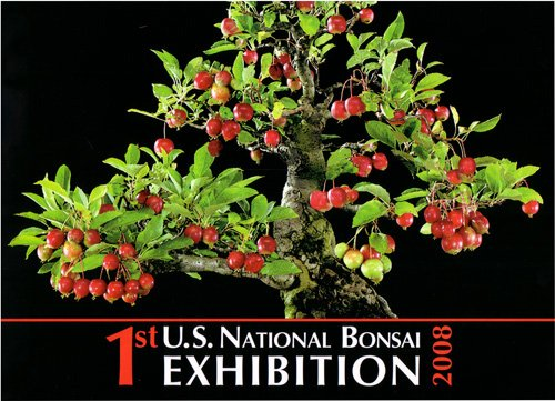 9780615272467: 1st U.s. National Bonsai Exhibition 2008