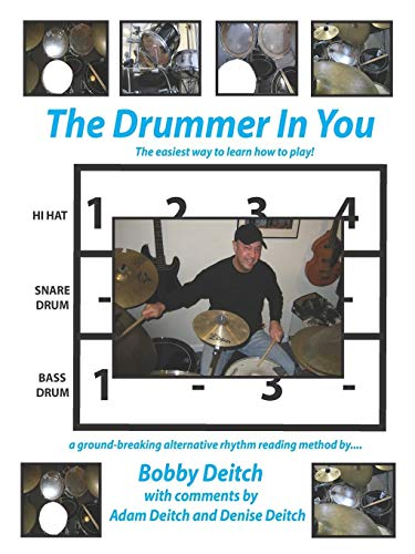 9780615275758: THE DRUMMER IN YOU: The Easiest Way to Learn How to Play