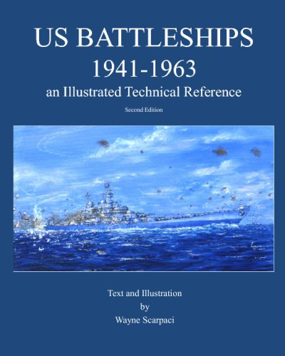 9780615278155: US Battleships 1941-1963 an Illustrated Technical Reference