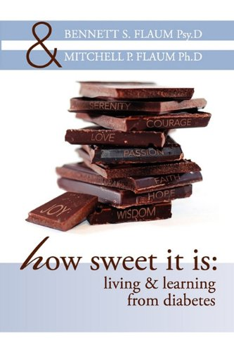 How Sweet It Is: Living & Learning: Mitchell Philip Flaum,