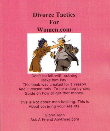 9780615280905: Divorce Tactics for Women .com