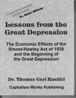 9780615281728: Lesson From the Great Depression