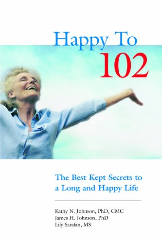 Happy to 102: The Best Kept Secrets: Lily Sarafan, James