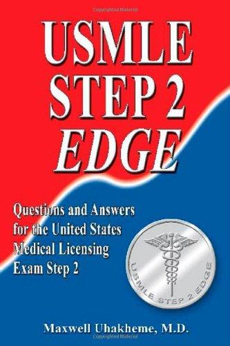 9780615286945: USMLE Step 2 Edge