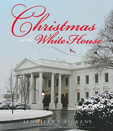 9780615287645: Christmas at the White House - and Reflections from America's First Ladies