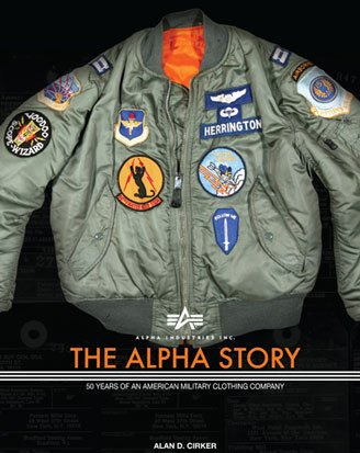 9780615291819: The Alpha Story: 50 Years of an American Military Clothing Company
