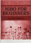 9780615293356: Igbo for Beginners