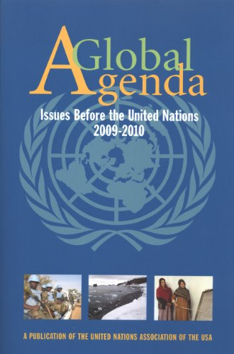 9780615297194: A Global Agenda: Issues Before the United Nations 2009-2010 (Global Agenda: Issues Before the General Assembly of the United Nations)