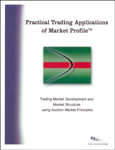 9780615300467: Practical Trading Applications of Market Profile