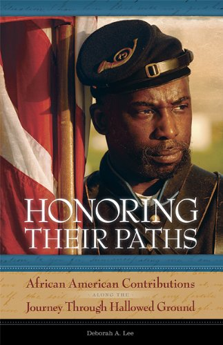 9780615302416: Honoring Their Paths: African American Contributions Along The Journey Through Hallowed Ground