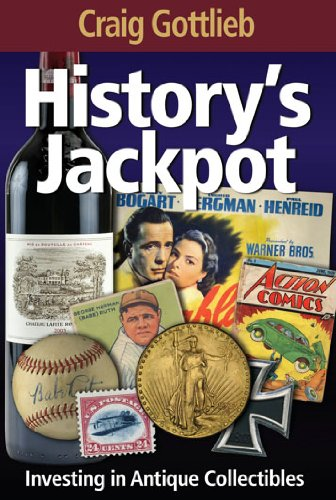 9780615303109: History's Jackpot: Investing in Antique Collectibles