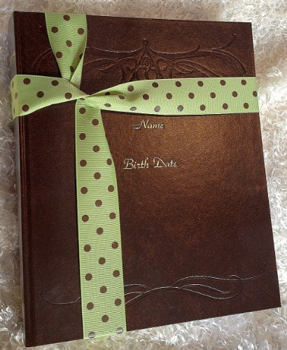 9780615304540: Anitome~ A Baby Book & Annual Birthday Journal