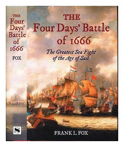 9780615306049: The Four Days' Battle of 1666