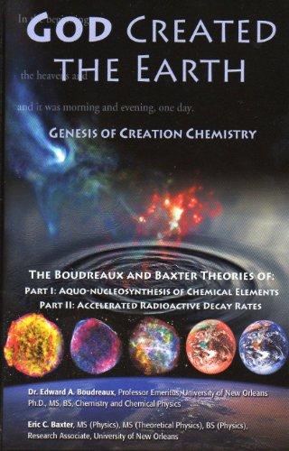 9780615306681: God Created the Earth