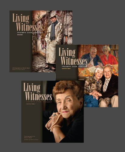 9780615308135: Living Witnesses Faces of the Holocaust