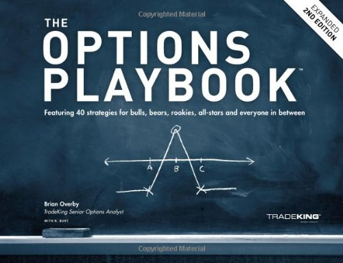 9780615308142: The Options Playbook, Expanded 2nd Edition: Featuring 40 strategies for bulls, bears, rookies, all-stars and everyone in between.