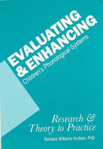 9780615310435: Evaluating+Enhancing Childrens
